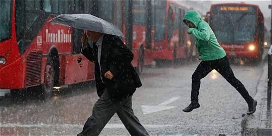 Prepare paraguas y abrigo; abril será un mes de lluvias