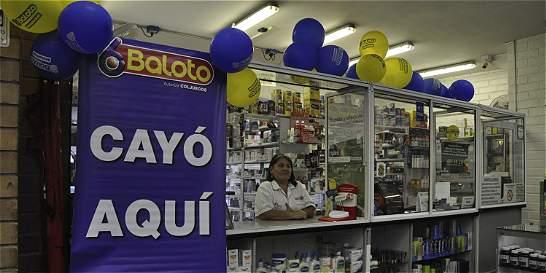 Cayó el Baloto en Bogotá y entregará $ 15.500 millones al ganador