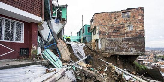 'El derrumbe en San Blas era inminente': vecinos