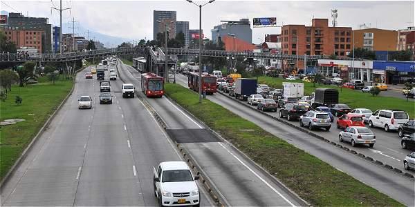 Avenida Paseo de los Libertadores