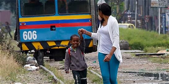 Los mundos de vida y muerte en la línea férrea Bogotá-Facatativá
