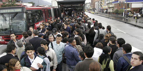 Siete ideas para sacar del trance a TransMilenio