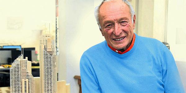 richard rogers el ulordu que levanta un rascacielos en bogot