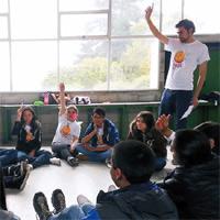 Los ganadores del programa 'Liderazgo x Bogotá'