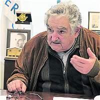 José Mujica no asistirá a marcha del 9 abril en Bogotá
