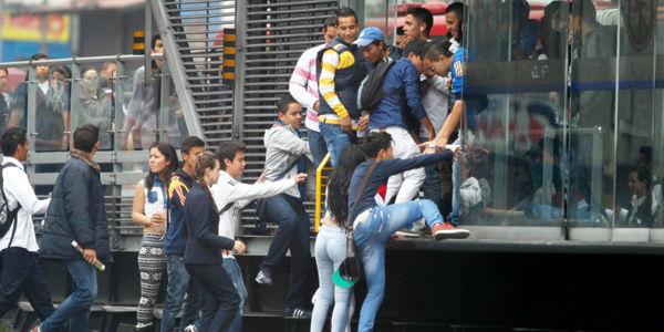10 propuestas para frenar a los colados en TransMilenio