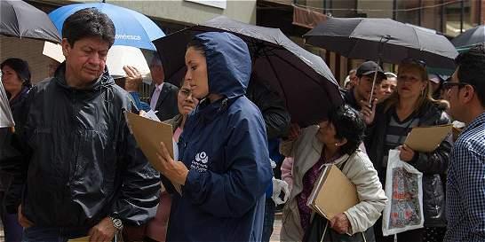 Van 550.000 solicitudes por caso de Doña Juana