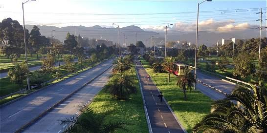 Bogotá guarda hoy sus carros y sus motos por 14,5 horas, otra vez