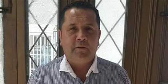 Conductor de Aguas de Bogotá muerto velaba por la salud de su mamá
