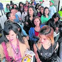 Esfuerzos contra los abusos a mujeres en TransMilenio parecen en vano