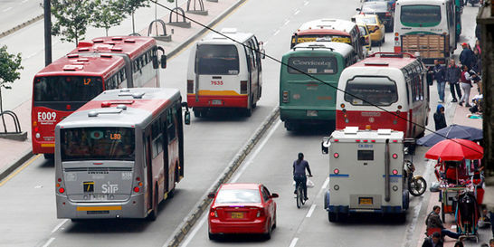 Denuncian presunto abuso en bus de transporte público