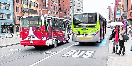 El fin de la hegemonía de las viejas empresas de transporte público