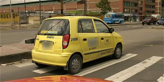 'En Bogotá hay 1.000 carros con placas clonadas': gremio de taxistas