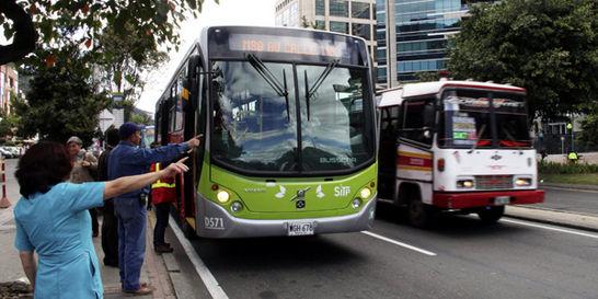La hora crítica para acabar con los buses viejos