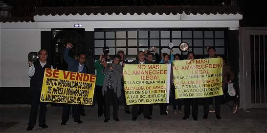 El club nocturno que no deja dormir a los habitantes de Cedritos