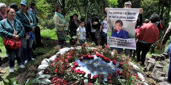 'Sí atendimos bien a Rosa Elvira Cely', asegura Hospital Santa Clara