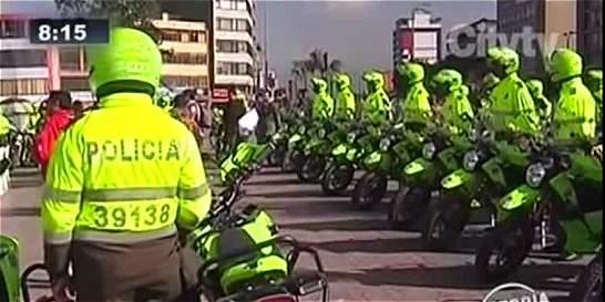 Contrato de motos eléctricas de la Policía recibe críticas