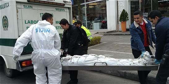 Hombre fue asesinado en Usaquén en caso de sicariato