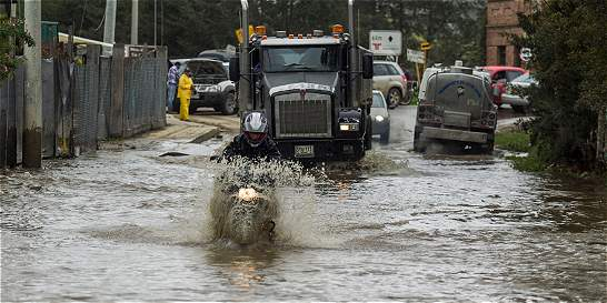 Medidas para que el río Bogotá no sea un peligro para la capital