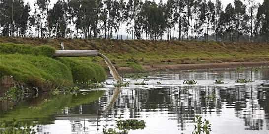 Río Bogotá se usaría para deportes en el 2020, si obras siguen