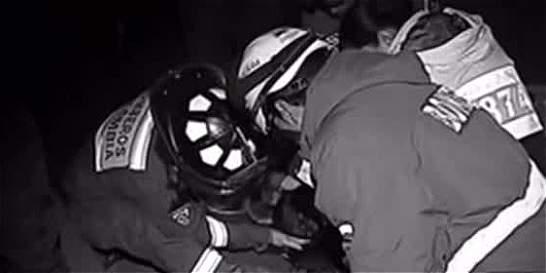 Gravemente herido patrullero en operativo contra piques ilegales
