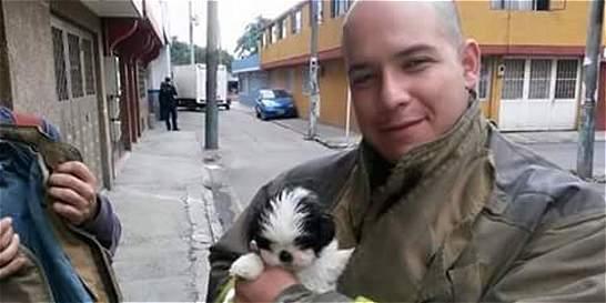 Habla el padre de bombero hallado sin vida en el Centro Don Bosco