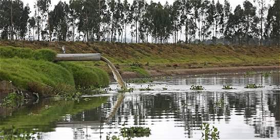 Vigilarán estudio de suelos que harán en cuenca del río Bogotá