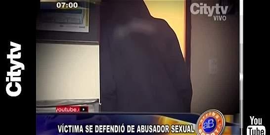 Menor defiende a su hermana tras un intento de violación
