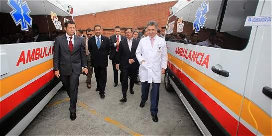 Alcalde de Bogotá habla de chantaje en polémica por el 123