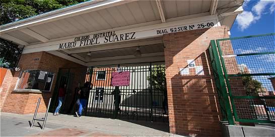 Drogas y caos, ¿quién pone orden en el colegio Marco Fidel Suárez?