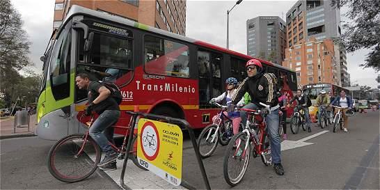 ¿Qué vehículos podrán circular en el próximo día sin carro en Bogotá?