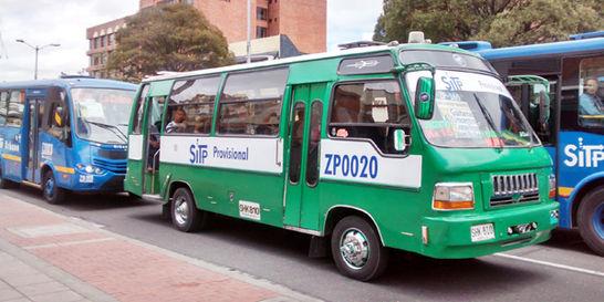 'Chatarrización de los buses viejos va en el 41 por ciento': Movilidad