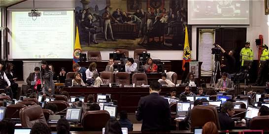 Procuraduría reabre investigación a 12 concejales por 'carrusel'