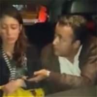 Taxistas agredieron a conductores y pasajeros de Uber