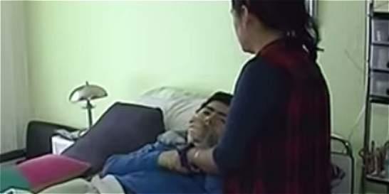 Madre ruega a la EPS por atención médica domiciliaria para su hijo