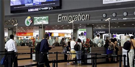 Las curiosas artimañas para sacar droga por el aeropuerto El Dorado