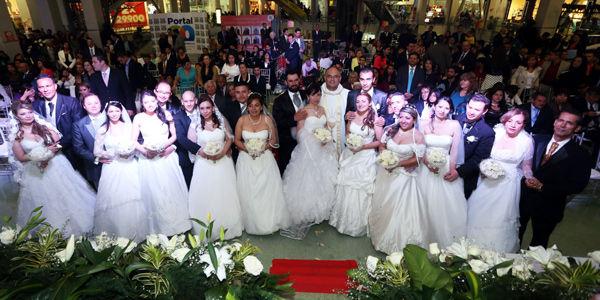 Matrimonios Catolicos Temas : Matrimonio colectivo archivo digital de noticias de colombia y el