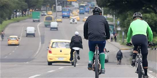 Prepárese para el día sin carro de este martes en Bogotá
