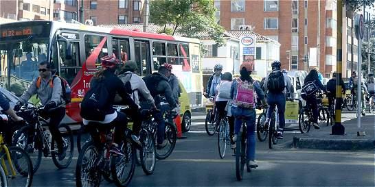 'Día sin carro es negativo para empresarios de Bogotá': CCB