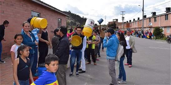 'Hay menos agua en Faca por construcciones': comunidad