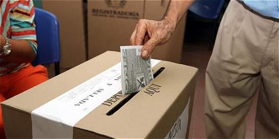 'Las mafias están tras 128 puestos de votación': MOE