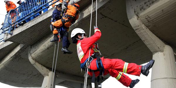 Múltiples organismos de rescate participarán en el simulacro de emergencia que se adelantará hoy en la ciudad.
