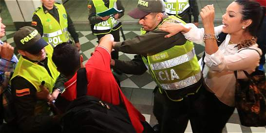 Riñas se dispararon este fin de semana en Bogotá
