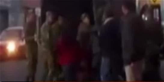 Video muestra presunta batida ilegal del Ejército