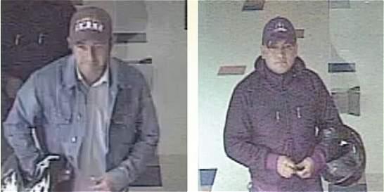 ¿Ha visto a estos hombres? Son peligrosos ladrones de bancos en Bogotá