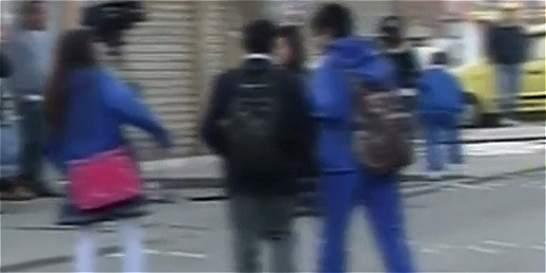 Estudiante recibió un disparo tras riña a la salida del colegio