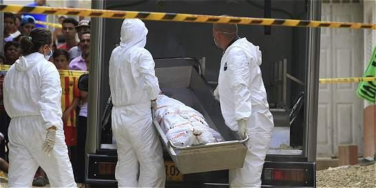 Crimen en Ciudad Bolívar dejó cuatro muertos