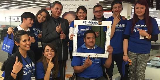 Campaña por la inclusión social de las personas con discapacidad