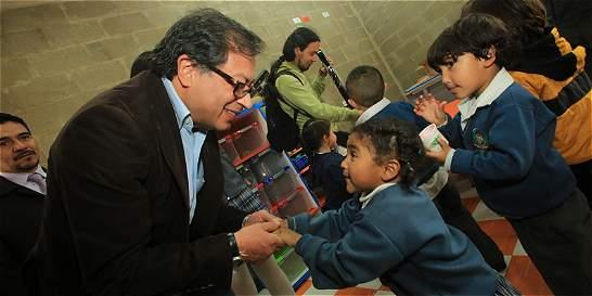 Abre sus puertas para 300 niños jardín infantil en Usme