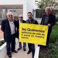 Edificios altos causan polémica entre vecinos en Bogotá